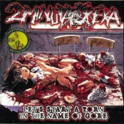 2 MINUTA DREKA - CD - Let's Start A Porn In The Name Of Gore + Rectal Mafia EP