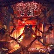 666 SHADES OF SHIT -CD- Bitchagram