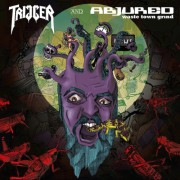 "ABJURED / TRIGGER -12"" Split LP-"