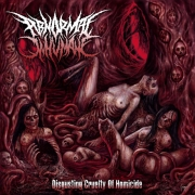 ABNORMAL INHUMANE - CD - Disgusting Cruelty of Homicide
