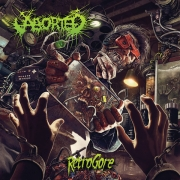 ABORTED - Gatefold 12'' LP + CD - RetroGore