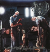 ABORTED FETUS - CD - Goresoaked Clinical Accident (1st press)