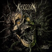 "ABSCESSION -12"" LP- Grave Offerings + CD in Jewelcase"