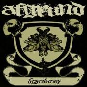 "AFGRUND -12"" LP- Corporatocracy (Black Vinyl)"