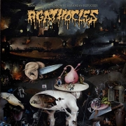 AGATHOCLES - 12'' LP - Anno 1999 - NATO bombs Albanian refugees