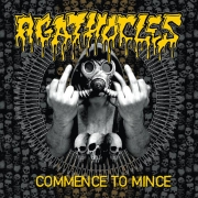 AGATHOCLES - Gatefold 12'' LP - Commence To Mince