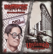AGATHOCLES / UNTAMED - split CD -