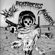 AGATHOCLES / MIXOMATOSIS / SACTHU - split 12'' LP -