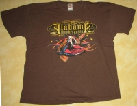 ALABAMA THUNDERPUSSY - T-Shirt - size XXL (2nd Hand)