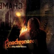 ANACHRONAEON -CD- The New Dawn