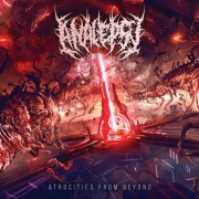 "ANALEPSY - Gatefold 12"" LP - Atrocities from Beyond (limited black Vinyl)"
