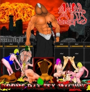 ANAL GRIND - CD - Doomsday Sex Machine