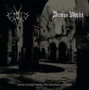"ANIMUS MORTIS / EMPTY -12"" LP- Split ""Invocations From The Innominate Void"""