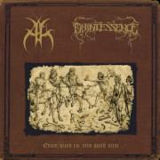"""ANNTHENNATH / QUINTESSENCE -12"""" LP Split- """"Eram quod es, eris quod sum"""""""