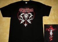 ASESINO - Pentagram Skull - T-Shirt - size XL