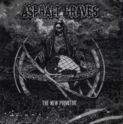 ASPHALT GRAVES - CD - The New Primitive