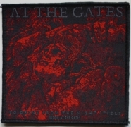 AT THE GATES - To Drink From The Night Itself - woven Patch