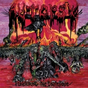 AUTOPSY - 12'' LP - Puncturing The Grotesque