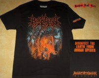 BACK DOOR TO ASYLUM - Cerberus Millenia - T-Shirt - Größe XL