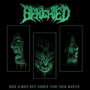 BENIGHTED - 12'' LP - Dogs Always Bite Harder Than Their Master