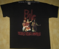 BILE - Watch them Suffer -  T-Shirt size L (2nd Hand)