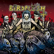 BIRDFLESH - Gatefold 12'' LP - Night of the Ultimate Mosh