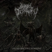 MEREFLESH - EP CD - The Nightmare begins