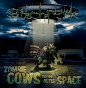 BITCHFORK - CD - Zombie Cows From Outer Space