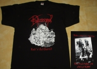BLIZZARD - Rock 'n' Roll Overkill - T-Shirt - size XL