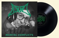 "BLOOD - 12"" LP - Mental Conflicts (black Vinyl)"