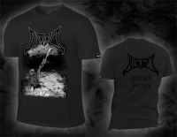BLOOD - Impulse to Destroy - grey T-Shirt size XL