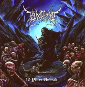 BLOODFIEND  - CD - 10 Years Undead