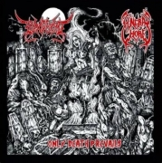 BLOODFIEND / FUNERAL WHORE - split CD - Only Death Prevails