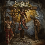 BLOODTRUTH - CD - Martyrium