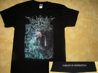 BRADI CEREBRI ECTOMIA - Threads Of Desperation - T-Shirt Größe XL