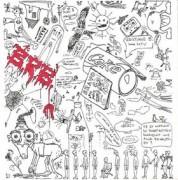 "B.R.B. / DARK LAND -split 7""EP-"