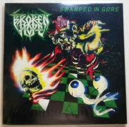 BROKEN HOPE - 12'' LP - Swamped In Gore