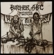 BUTCHER ABC - Butcherd at Birthday Patch