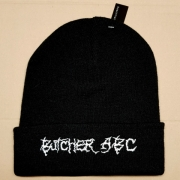 BUTCHER ABC - Logo - original cuffed Beanie