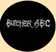 BUTCHER ABC - White Logo - Button/Badge/Pin (34)