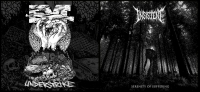 BYT / INSISTENT - Digipak split CD - Understrike / Serenity of Suffering