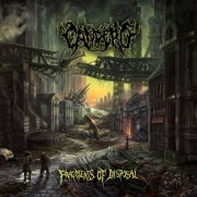 CANDERO - CD - Fragments Of Disposal