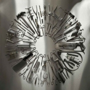 CARCASS - Gatefold 2 LP - Surgical Steel (frist european press - black vinyl)