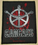 CARCASS - Heartwork - woven Patch