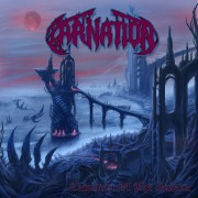 "CARNATION -12"" MLP- Cemetery of the Insane - BLUE VINYL"