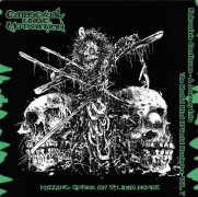 CATASEXUAL URGE MOTIVATION - CD - Nekronicle Continues - A Journey Into the Morbid Mind of Serial Murderers Vol. 5 - Killing Spree On Studio Demos