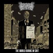 CEREBRAL CRUSHER - CD - The World Burn in Shit