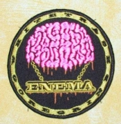 CEREBRAL ENEMA - embroidered Patch