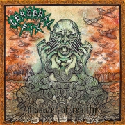 CEREBRAL FIX - 12'' LP - Disaster Of Reality