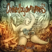 CHOKED BY OWN VOMITS - CD - Shit World